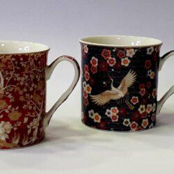 Set 4 mug Okinawa. Easy life